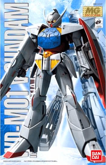 Master Grade Turn A Gundam Box