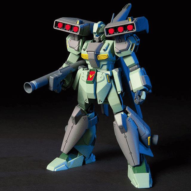 High Grade RGM-89S Stark Jegan Pose 1