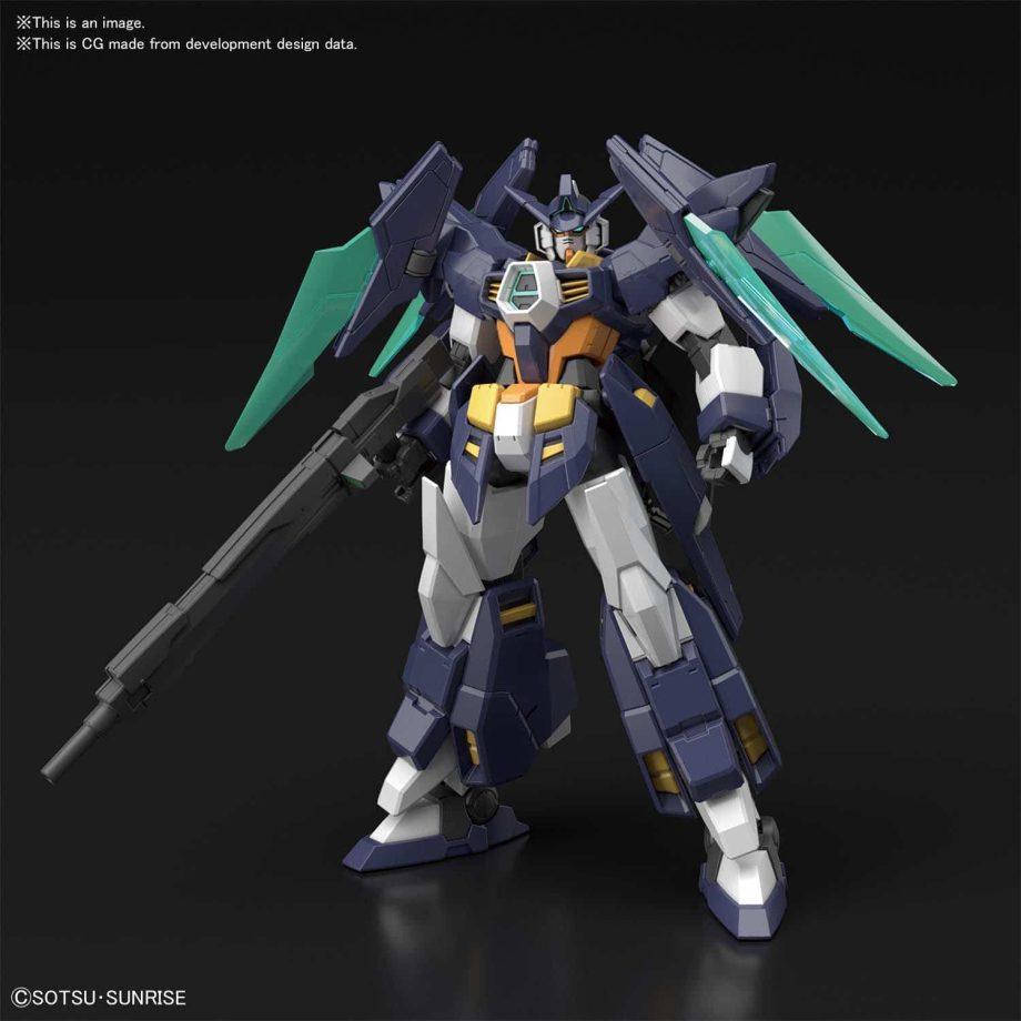 Gundam Try Age Magnum Pose 1