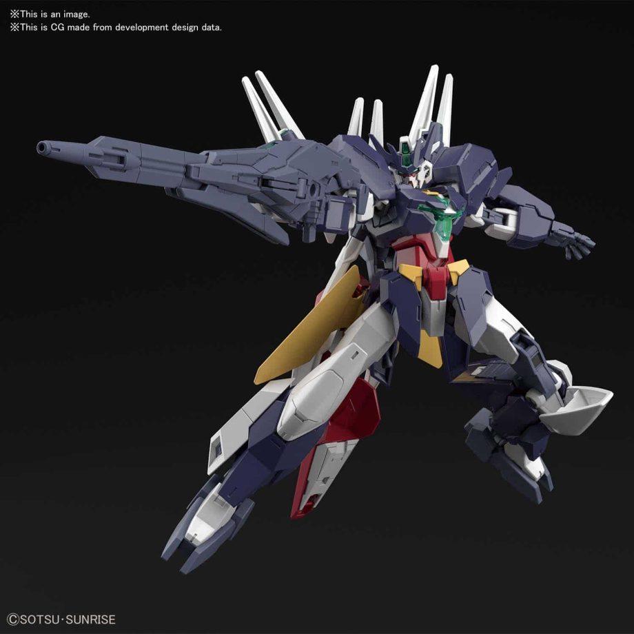 Uraven Gundam Pose 1