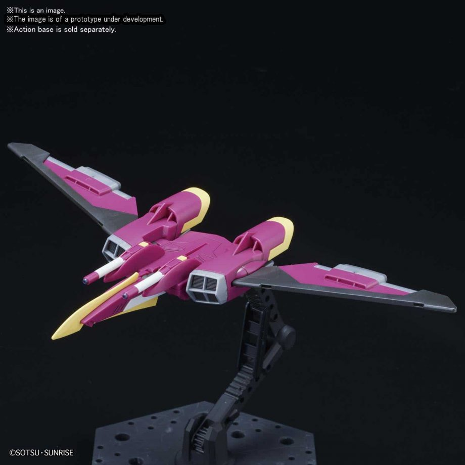 High Grade Infinite Justice Gundam Pose 6