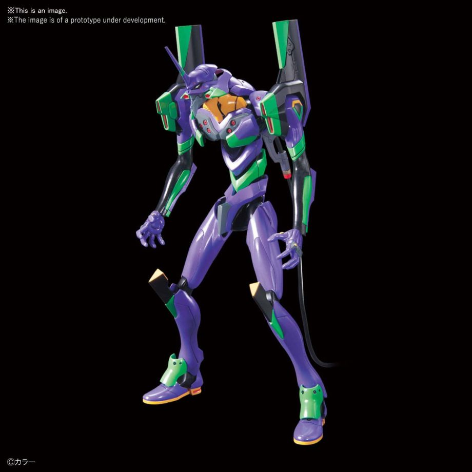 Unit-01 New Theatrical Edition Pose 1