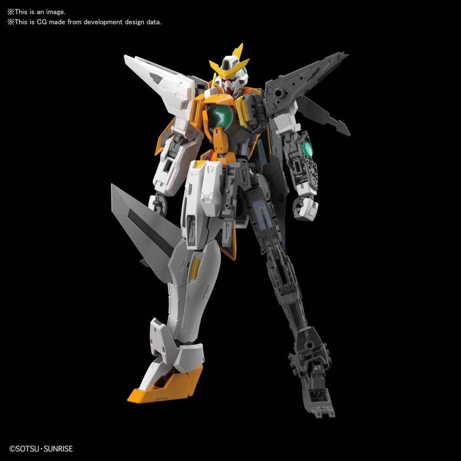 Master Grade Gundam Kyrios Pose 3