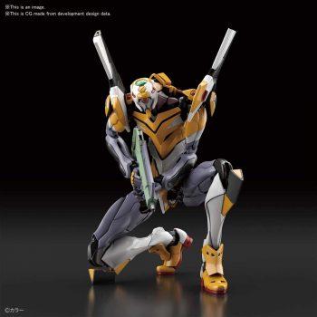 Real Grade Evangelion Unit 00 Pose 1