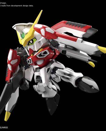SDCS Phoenix Gundam Pose 1