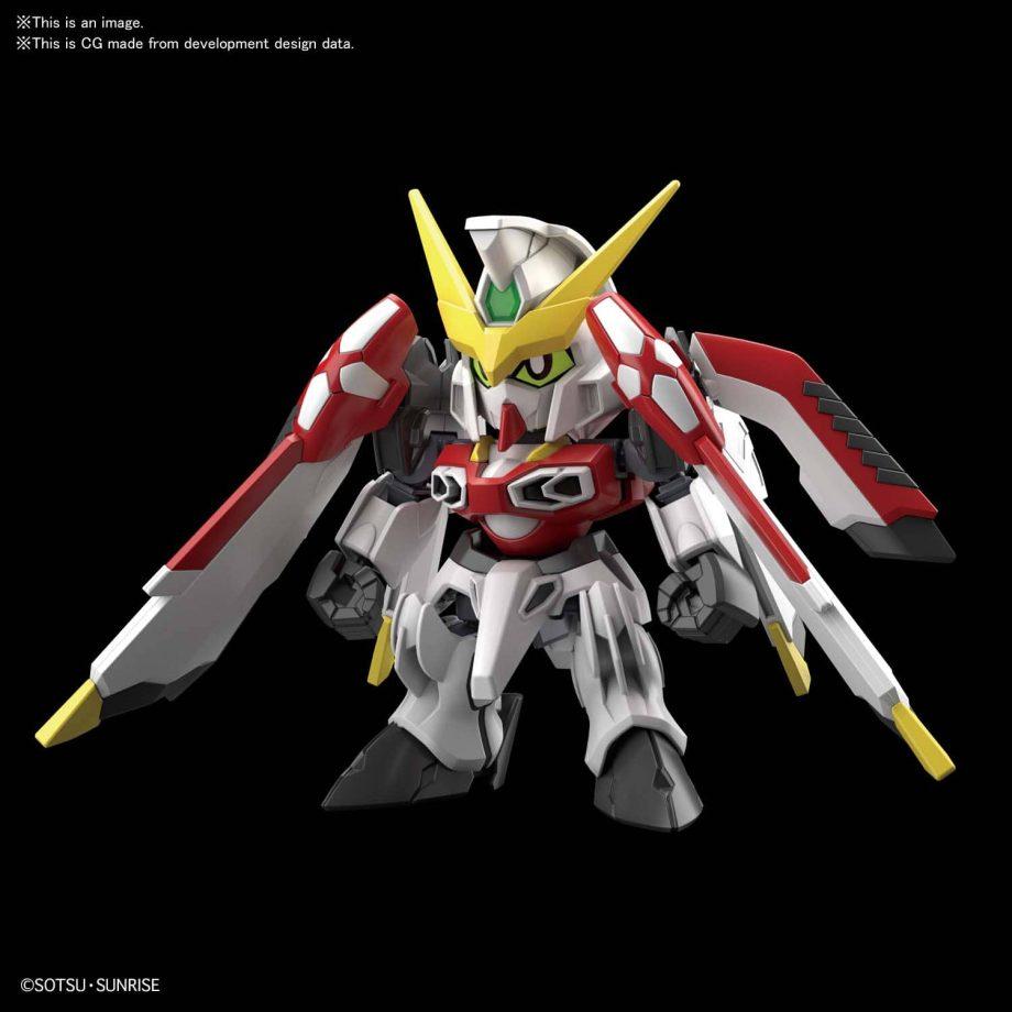 SDCS Phoenix Gundam Pose 2