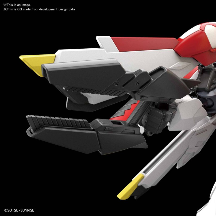 SDCS Phoenix Gundam Pose 4