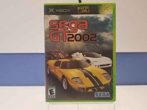 Sega GT 2002