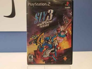 Sly 3 Honor Among Thieves