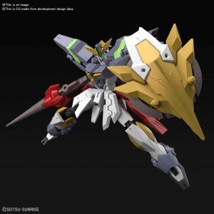 High Grade Aegis Knight Pose 1