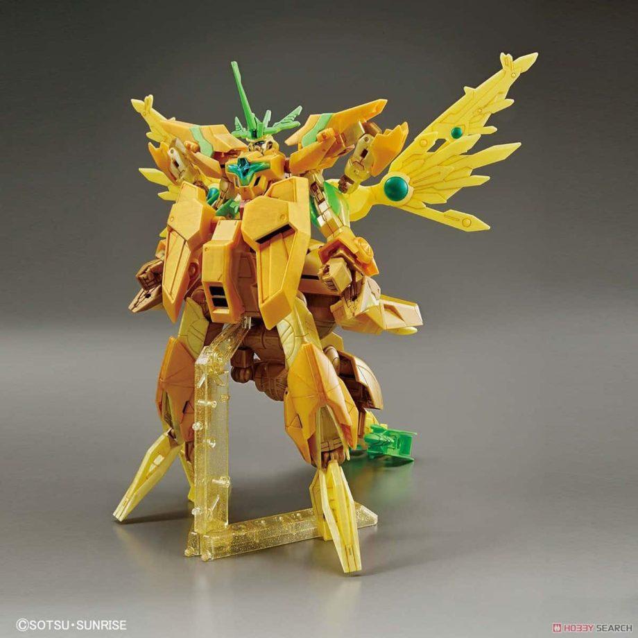 High Grade Re:Rising Gundam Pose 2