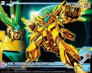 High Grade Re:Rising Gundam Box