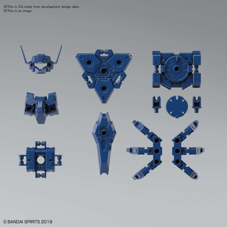 Rabiot Navy Option Armor for Commander Pose 2
