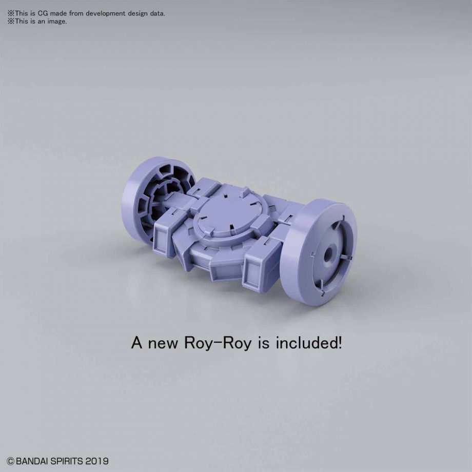 Rabiot Option Armor For Spy Drone Purple3