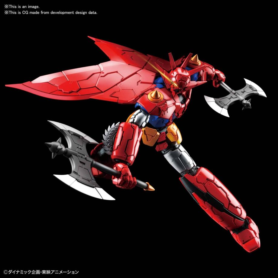 High Grade Getter Dragon Infinitism Ver Pose 1