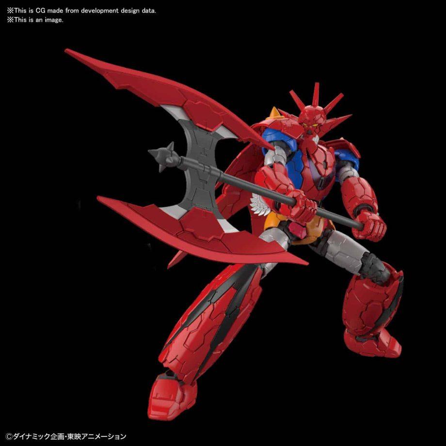 High Grade Getter Dragon Infinitism Ver Pose 3