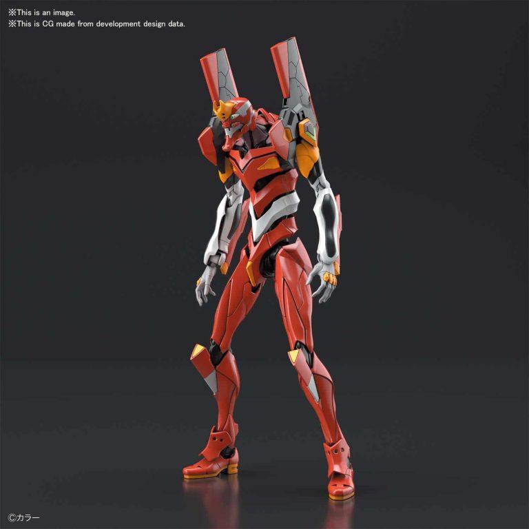 Real Grade Evangelion Unit 02 Pose 1