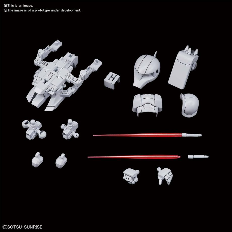SDGCS Silhouette Booster 2 White Pose 1