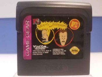 Sega Game Gear: Beavis and Butthead