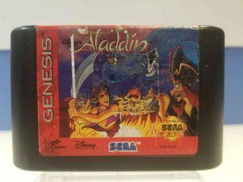 Sega Genesis: Disney Aladdin