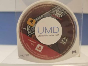 PSP: Grand Theft Auto Liberty City Stories