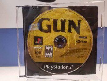 Playstation 2: Gun