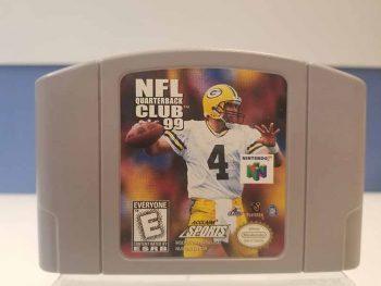 Nintendo 64: NFL Quarterback Club 99