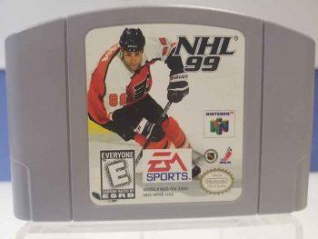 Nintendo 64: NHL 99