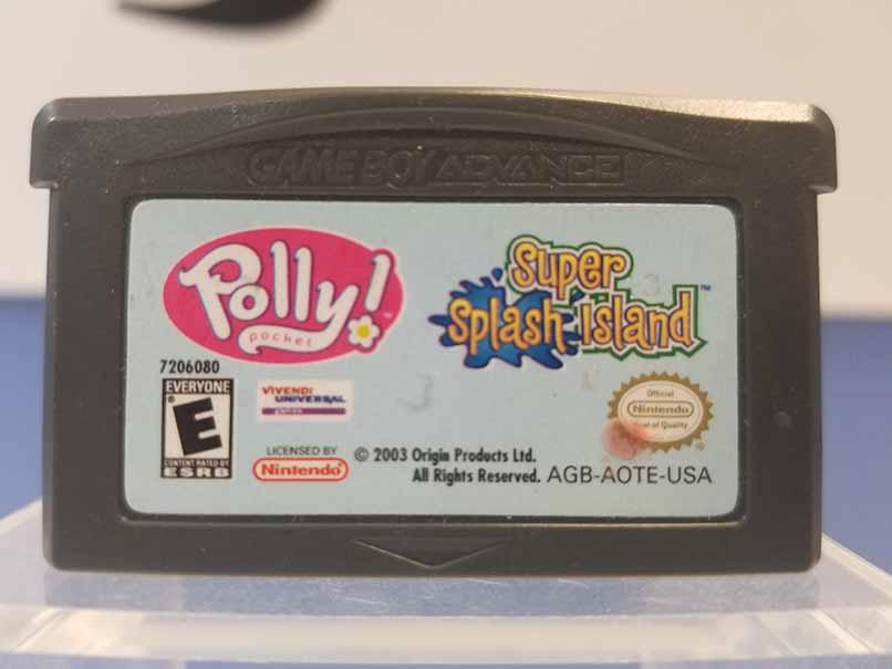 Polly Pocket Super Splash Island