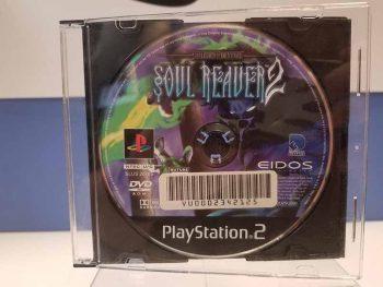 Playstation 2: Soul Reaver 2