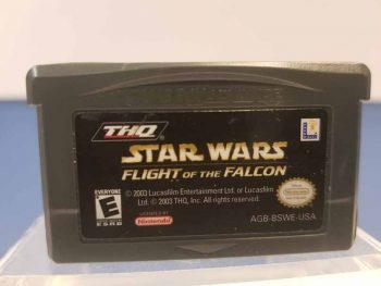 Star Wars Flight of the Falcon