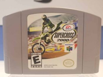 Nintendo 64: Supercross 2000