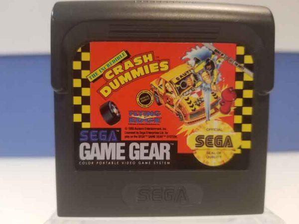 Sega Game Gear: The Incredible Crash Dummies