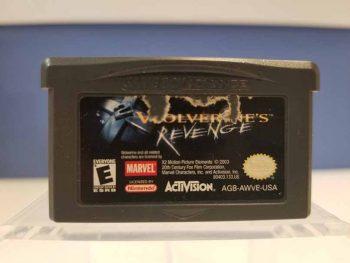 Game Boy Advance: X2 Wolverine's Revenge