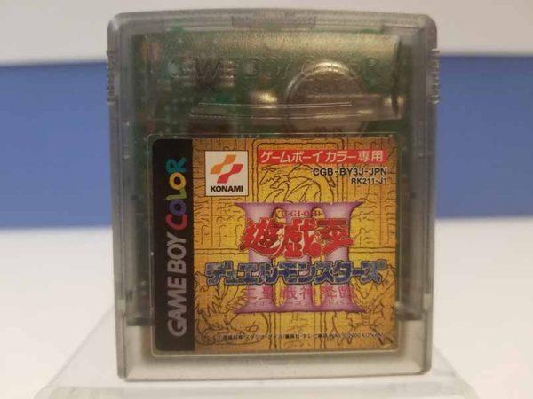 Game Boy: Yu-Gi-Oh! Duel Monsters 3 (JPN)