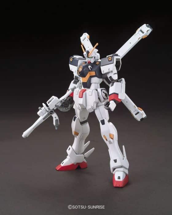 High Grade Crossbone Gundam X1 Pose 1