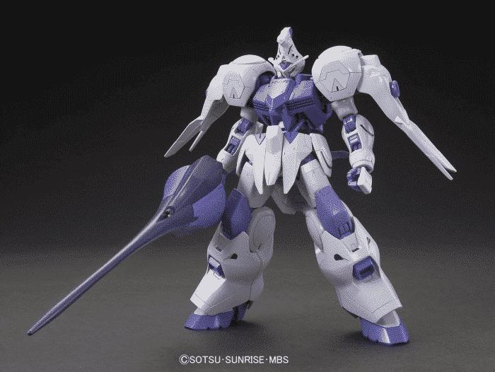 High Grade Gundam Kimaris Pose 1