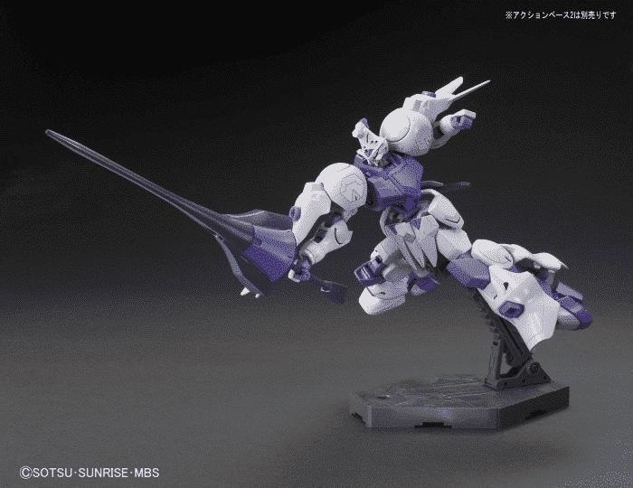 High Grade Gundam Kimaris Pose 2