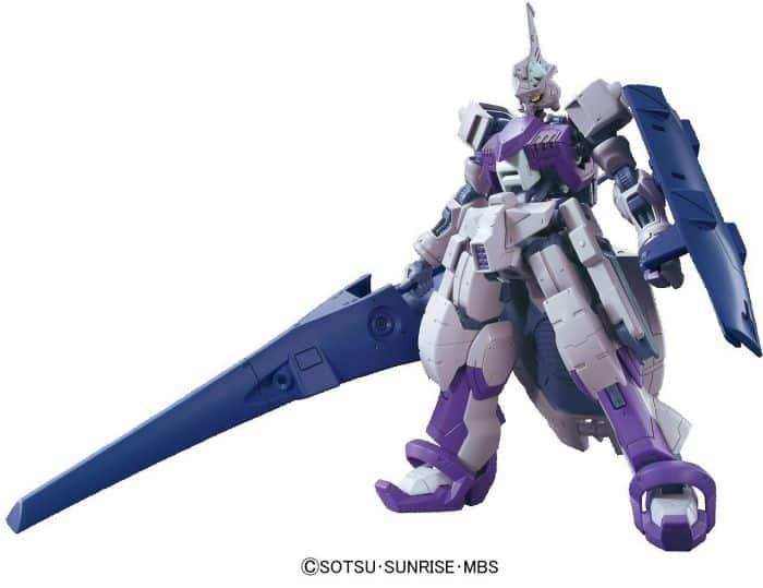 High Grade Gundam Kimaris Trooper Pose 1