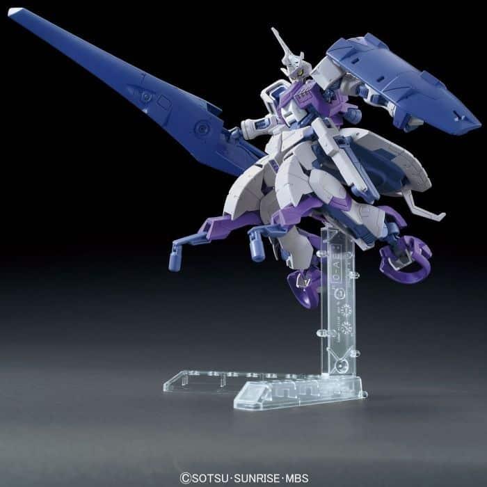High Grade Gundam Kimaris Trooper Pose 2