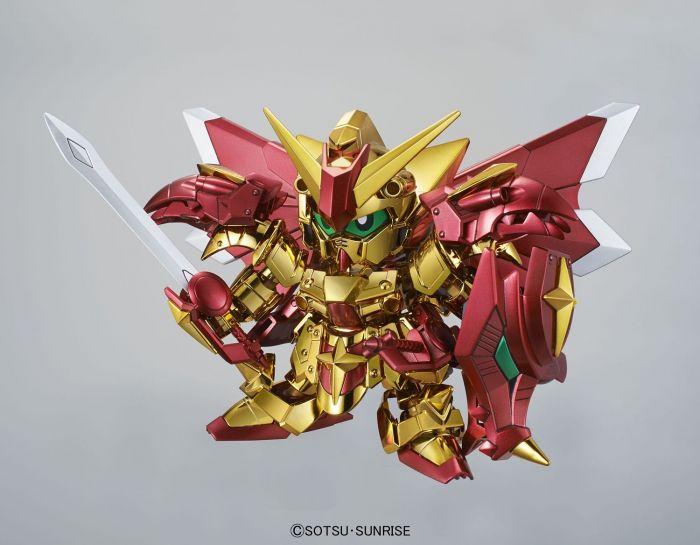 Knight Superior Dragon Pose 1