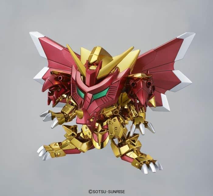 Knight Superior Dragon Pose 2