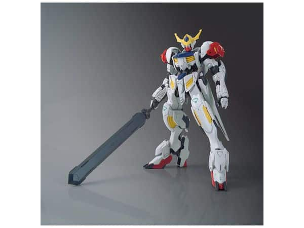 High Grade Gundam Barbatos Pose 1