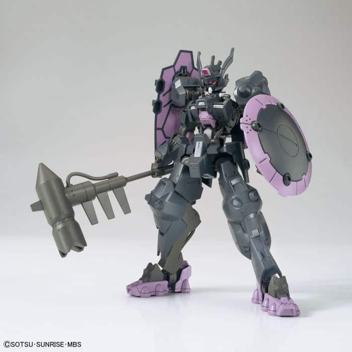 High Grade Gundam Vual Pose 1