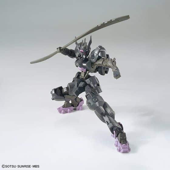 High Grade Gundam Vual Pose 2