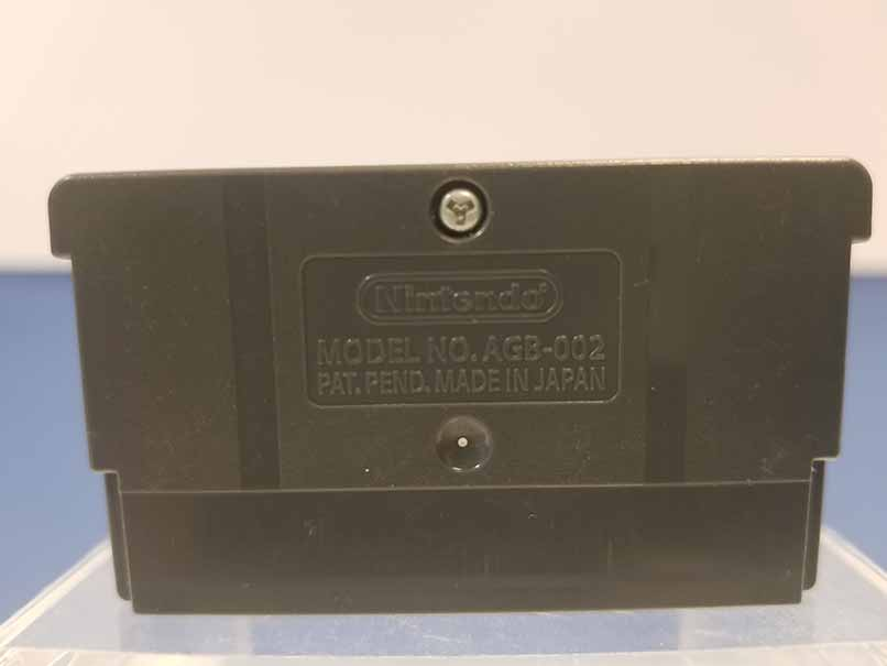 Game Boy Advance: Robots
