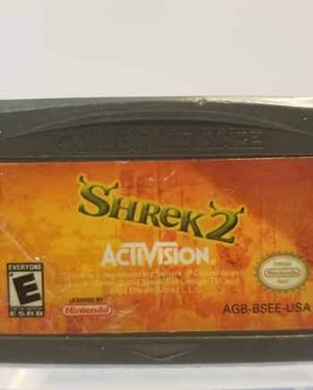 Game Boy Advance: Shrek 2