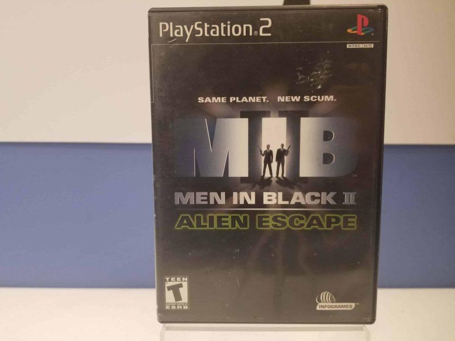 Men In Black II Alien Escape
