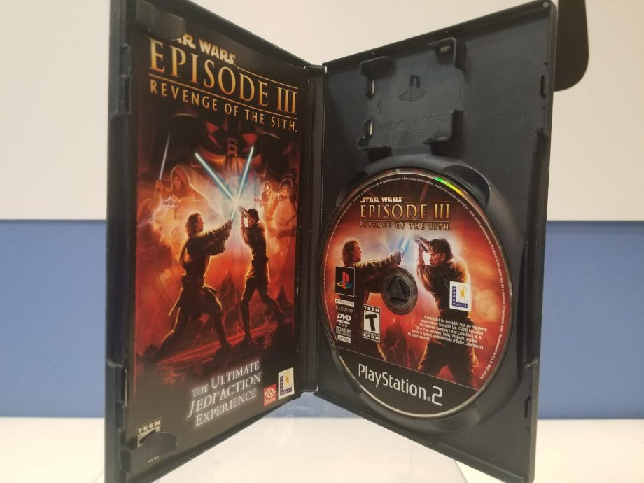 Star Wars Episode III Revenge Of The Sith Disc