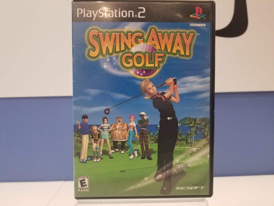 Swing Away Golf Front
